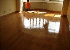 地板打蜡对人体有害吗 地板打蜡后多久可以踩