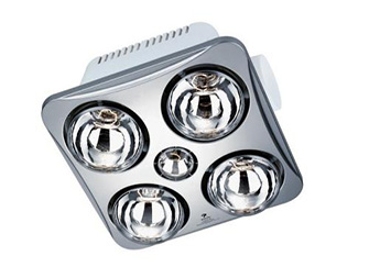 浴霸的种类有哪些 浴霸选灯暖还是风暖