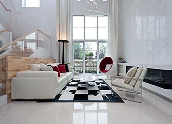 客厅沙发哪种材质好 客厅沙发选择什么颜色的好
