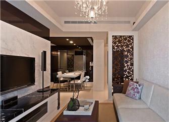 客廳背景墻什么材料好 客廳背景墻裝修設計