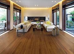 实木地板翘起来修复 实木地板凹坑怎么修复