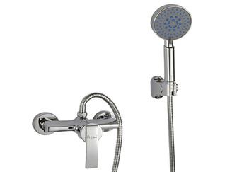 淋浴器花洒堵了怎么办 怎么选择淋浴器花洒