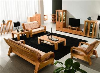 沙发什么材质实用 实木沙发什么木头的好