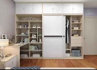 衣柜定制好还是木工打好 定做衣柜大概多少钱一米
