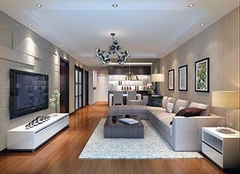 全包装修98平米多少钱 98平米房子装修设计