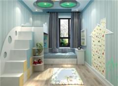 ?儿童房怎么设计合理 儿童房家具哪个品牌好