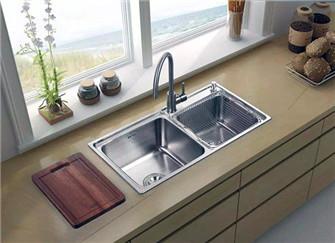 如何选择厨房水槽 怎么判断水槽好坏