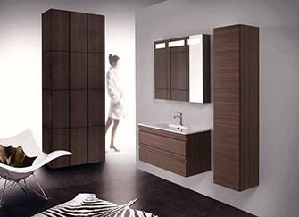 高端浴室柜哪个牌子好 定做浴室柜用什么板材