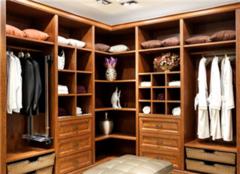 整體衣柜十大排名是哪些品牌 整體衣柜怎樣設計才能增加收納空間