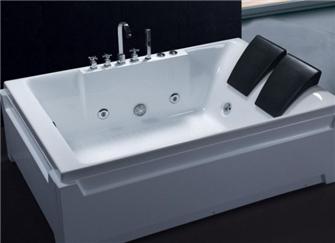 亚克力浴缸怎么安装 亚克力浴缸安装注意事项