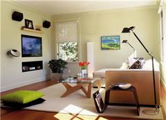 小户型客厅怎么布置 40平米小户型房子装修全包多少钱