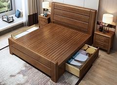 实木床为什么那么贵 实木床什么木头好
