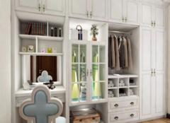 定制家具什么木材好 定制衣柜有什么猫腻
