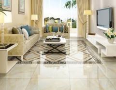 客厅铺哪种地砖好 客厅瓷砖颜色禁忌