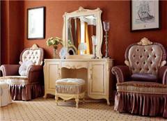 梳妆台应该放卧室哪里 带镜子的梳妆台怎么放