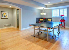 原木色地板好看吗 原木色地板配什么颜色家具