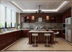 厨房橱柜台面什么材质的好 橱柜台面什么颜色好看