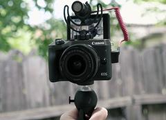单反可以录vlog吗 拍vlog要定焦还是变焦
