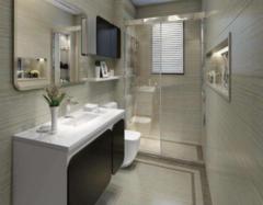 卫生间装修先后顺序 卫生间墙面新型材料