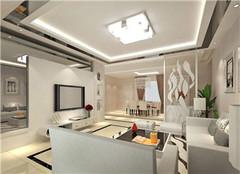 客厅吸顶灯怎么选 客厅吸顶灯尺寸比例