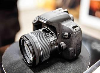 2019佳能最新款全幅相机 佳能最新款相机价格排行榜