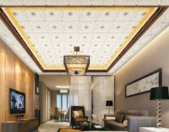 客厅吊顶装修材料 客厅吊顶装修设计