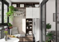 阳台柜定制哪个品牌好 定制阳台柜需要注意什么