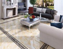 客厅地面用什么材料好 客厅地板砖什么颜色好看