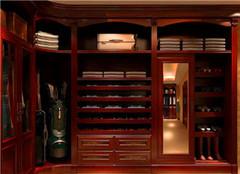 实木定制衣柜十大名牌 实木定制衣柜价格