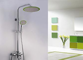 淋浴花洒怎么选择 花洒哪种出水式的好