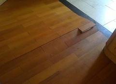 木地板起拱怎么修复 木地板起泡了怎么修复
