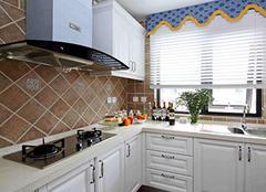 厨房瓷砖什么颜色好看 厨房瓷砖颜色搭配禁忌