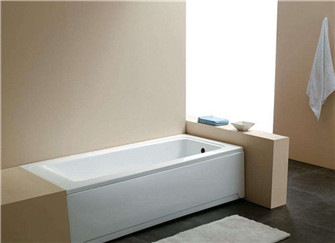 浴缸尺寸一般是多大 浴缸离地高度是多少