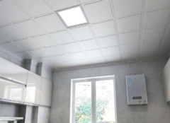 廚房鋁扣板吊頂多少錢 廚房鋁扣板吊頂安裝方法