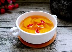 黄桃的功效与作用 黄桃罐头怎么做