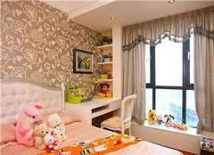 女孩儿童房装修设计 女孩儿童房颜色选择