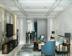 今年客厅最新装修风格 客厅看不厌的墙漆颜色