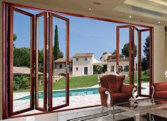 隱形折疊門優缺點 隱形折疊門怎么安裝