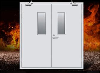 甲级钢制防火门材质 甲级钢制防火门价格