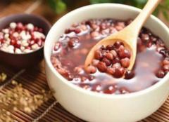 红豆薏米水的功效 红豆薏米水怎么煮