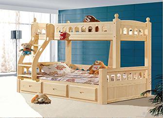 上下床双层床怎么改造 上下床双层床实木价格