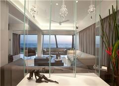 玻璃隔断墙多少钱一平米 玻璃隔断墙多厚好 自己做玻璃隔断墙的方法
