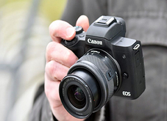 佳能发布全幅微单新固件 兼容24-240mm镜头