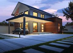 钢结构别墅优缺点 钢结构别墅报价单