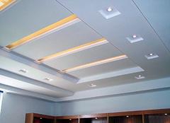 石膏板吊頂有什么缺點 石膏板吊頂可以用多久