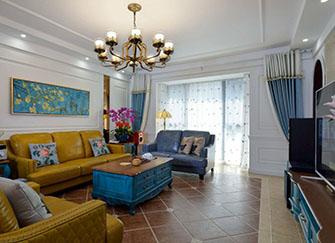 沙发靠东墙还是西墙好 沙发坐西朝东紫气东来 客厅沙发的最佳朝向