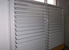 鋁合金百葉窗報價表 鋁合金百葉窗怎么選 鋁合金百葉窗壁厚規范要求