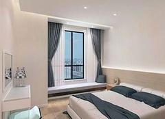 飄窗窗簾怎么做好看 飄窗窗簾怎么裝 主臥飄窗窗簾要做滿墻嗎