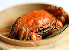 螃蟹怎麽¤做好吃 蒸螃蟹需要�S後��冷笑道多�L�r�g金烈 蒸螃蟹是冷水下��是�屺K水下�