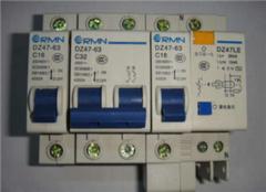 空气开关和漏电保护器的区别 空气开关和漏电保护器的接法 空气开关和漏电保护器可以串联吗
